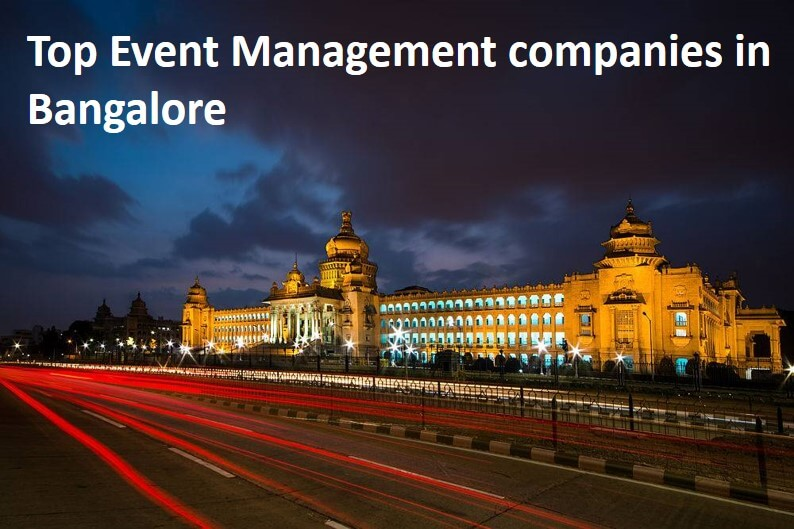 Event Management Companies in Bangalore