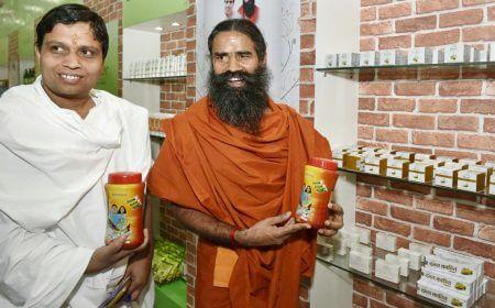 Baba Ramdevs Patanjali brand