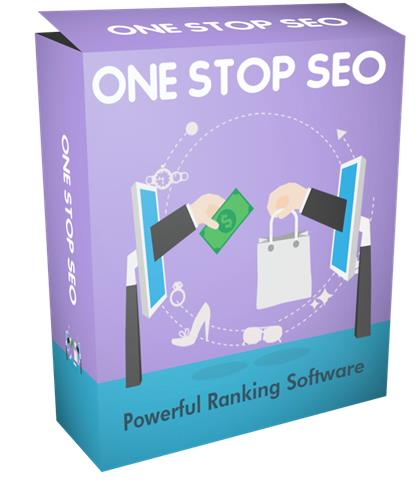 ONE STOP SEO-Best SEO Software at Great Value - Brandsfun