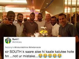 Abjinav mukund with indian team
