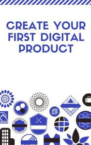Create your first digital product
