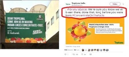 Pepsico India Vs ITC