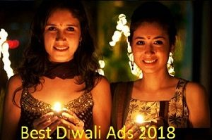 Best Diwali Ads 2018
