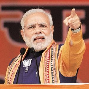 Modi brand in indian general election 2019