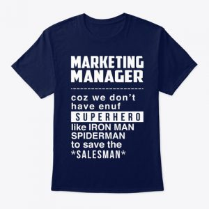 Marketing Manager T-shirts