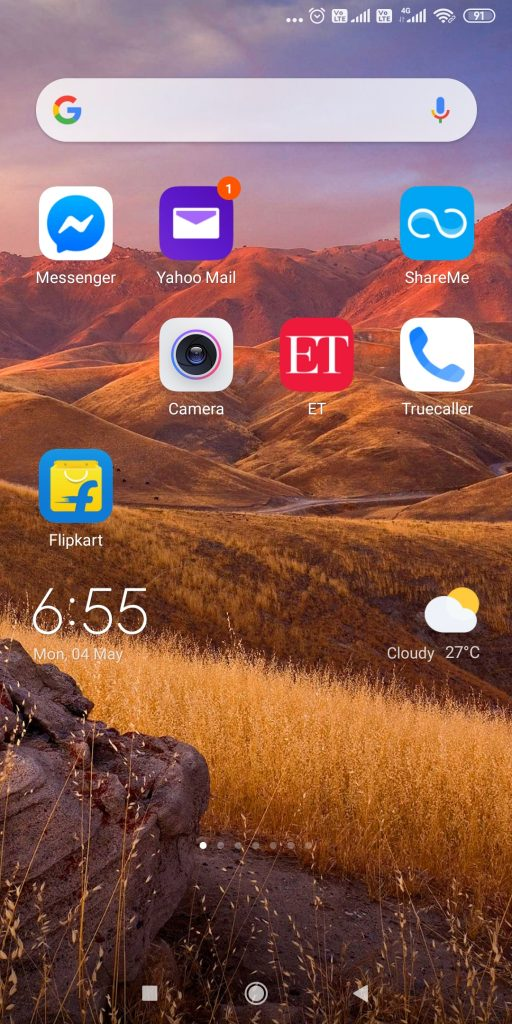 find mobile apps quick from your Android phone